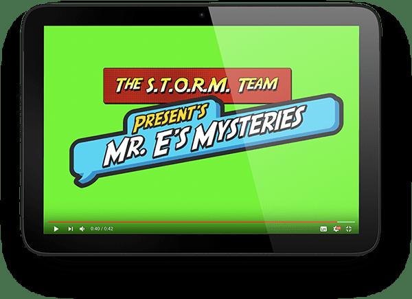 Mr. E's Mysteries