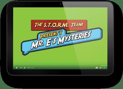 Mr.E's Mysteries